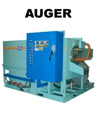 ADF Systems, Inc. AUGER parts washer