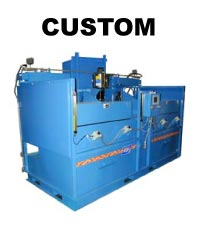 ADF Systems, Inc. CUSTOM parts washer