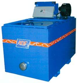 ADF Evaporators are designed to economically reduce waste disposal quantities