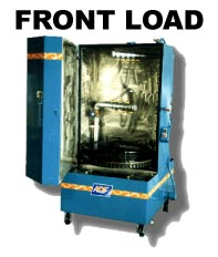 ADF Systems, Inc. FRONT LOAD parts washer