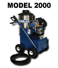 ADF Systems, Inc. Model 2000 pressure washer