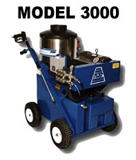 ADF Systems, Inc. Model 3000 Pressure Washer